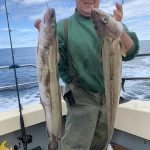 Whitby Fishing Trips - Cod, Ling, Codling Wreck and Reef Fishing from the port of Whitby North Yorks http://www.whitbyfishingtrips.co.uk